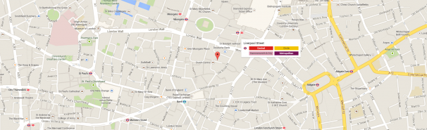 Central London (Austin Friars)